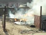 Požiar na Cukrovarskej ulici