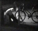 Zlodej bicykla zadržaný