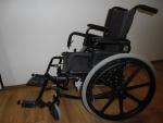 Nájdený invalidný vozík