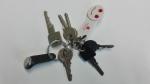Nájdené kľúče